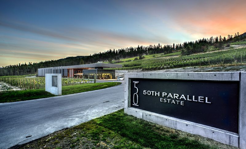 50Th Parallel Estate Winery