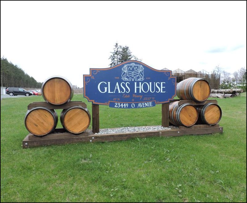 Glass House Estate winery