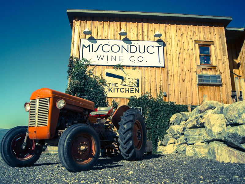 Misconduct Wine CO