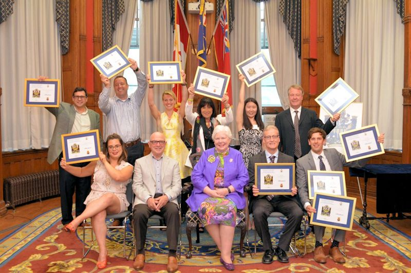 Lieutenant Governor's Award for Excellence