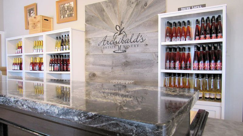 Archibalds Orchards & Estate Winery - Bowmanville, Ontario
