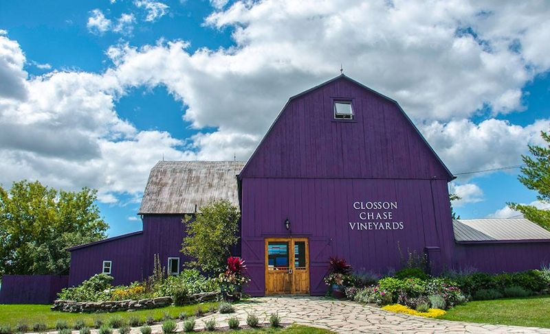 Clossen Chase Winery