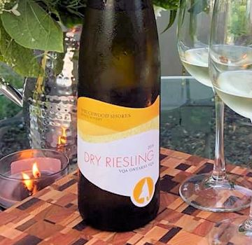 Sprucewood Shores 2018 Dry Riesling