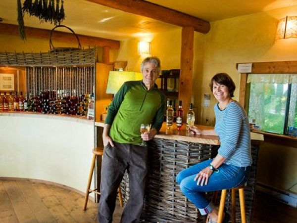 Middle Mountain Mead ~ Helen Grond and Steve McGrath
