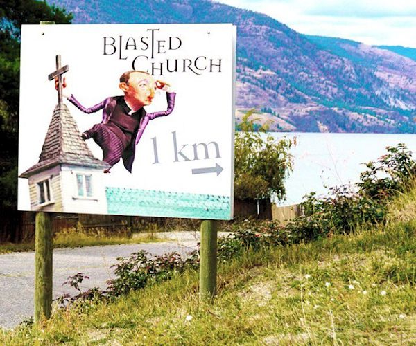 Blasted Church Winery ~ Okanagan Falls, BC