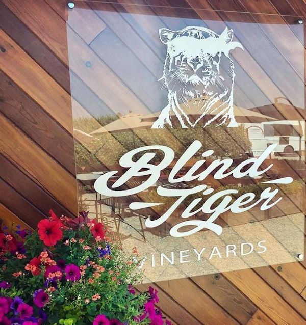 Blind Tiger Vineyards - Lake Country BC
