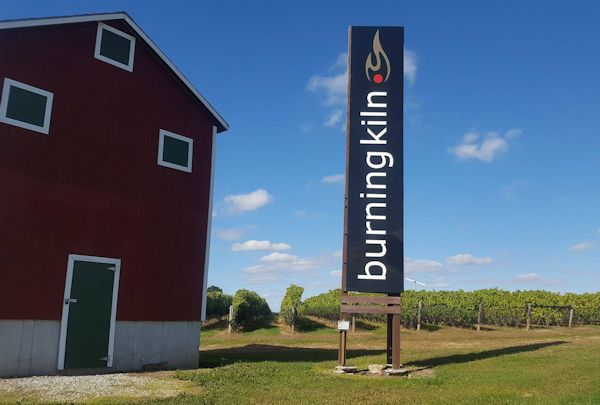 Burning Kiln Winery -St Williams, Ontario