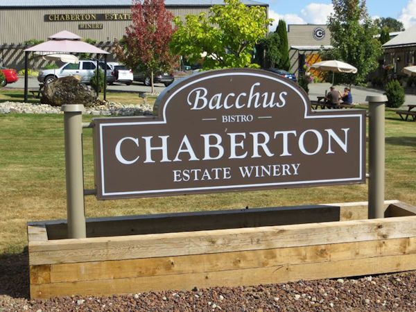 Chaberton Estate Winery - Langley Township, British Columbia