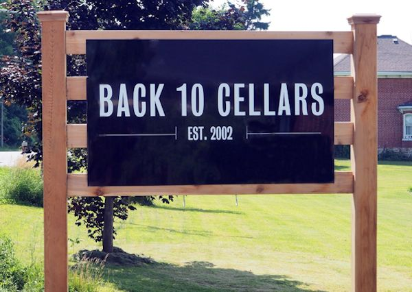 Back 10 Cellars - Vineland BC