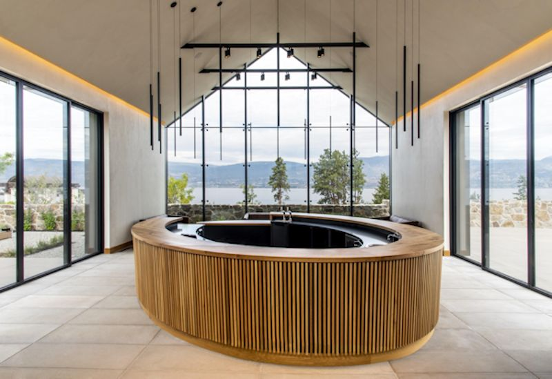 CedarCreek Estate Winery - Kelowna, British Columbia