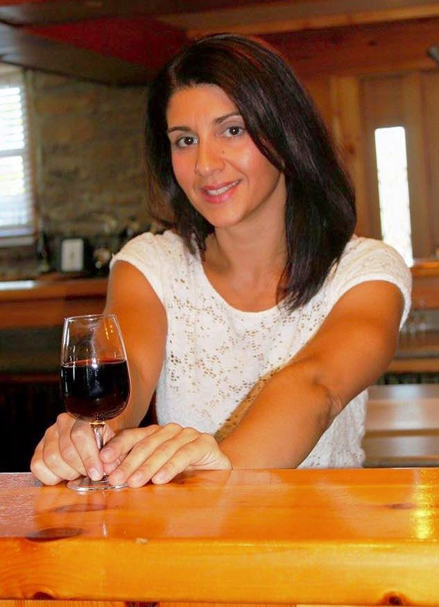 Angela Kasimos  winemaker